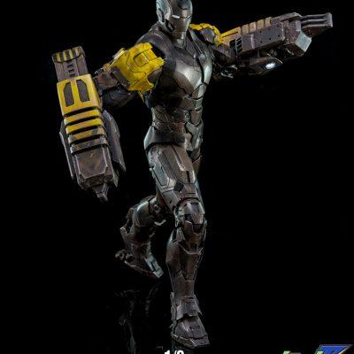 KING ARTS DFS033 KING ARTS Marvel 1/9 DIECAST IRON MAN 3 MARK XXV