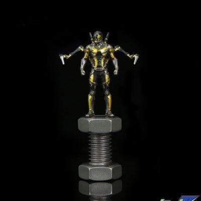 KING ARTS FFS004 KING ARTS ANT-MAN - YELLOW JACKET POSED CHARACTER