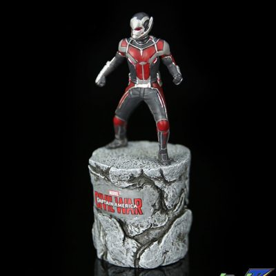 KING ARTS FFS006 KING ARTS ANT MAN POSED CHARACTER WITH STONE 6.5cm